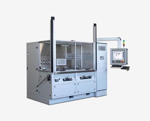 Banco prova oleodinamico MIL-PRF-5606-H
